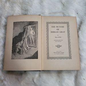 1931 rare copy of The Picture of Dorian Gray!